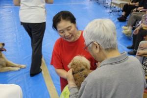 最年長のボランティア、小倉北区