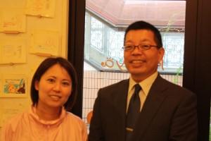 福岡高等聴覚特別支援学校の生徒の手紙